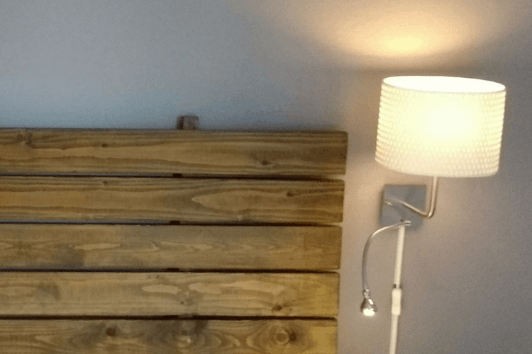 Bedside Wall Light And Spot Reading Lamp In One Ikea Hackers