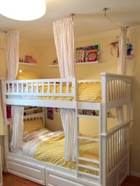 bunk bed curtain uncategorized bed curtains ...