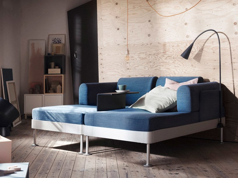 ikea jules chair hammock swings delaktig, the hackable sofa, to be launched in february - hackers