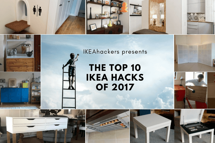 Drumroll! Presenting the top 10 IKEA hacks of 2017