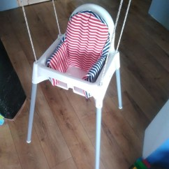 Antilop High Chair Massage Pads Toddler Swing Hacked From An Ikea -- Hackers