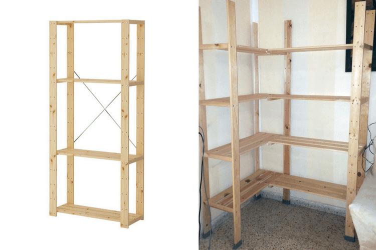 corner storage unit hallway listitdallas closet shelf storage bin closet shelf storage bin