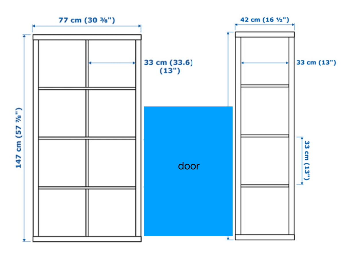 Room divider ideas for kids' shared room