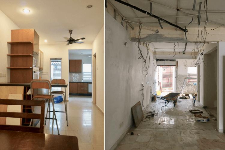 House 17: Renovation Plan and Progress