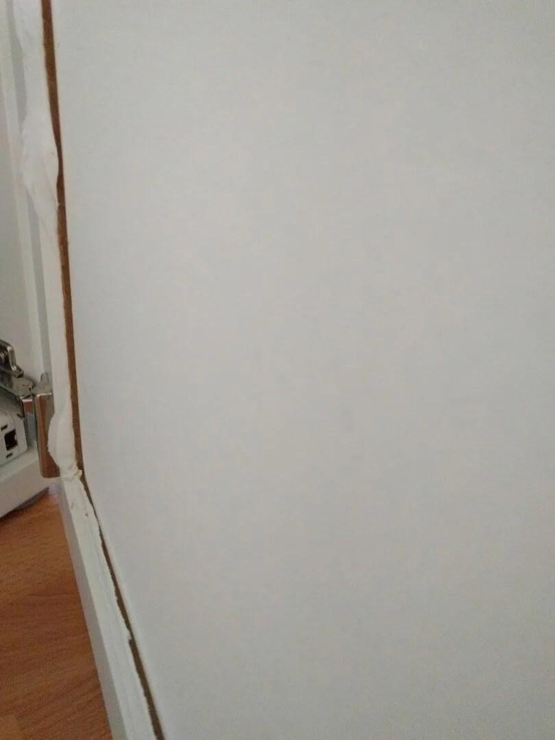 BESTÅ TV unit with speaker fabric doors