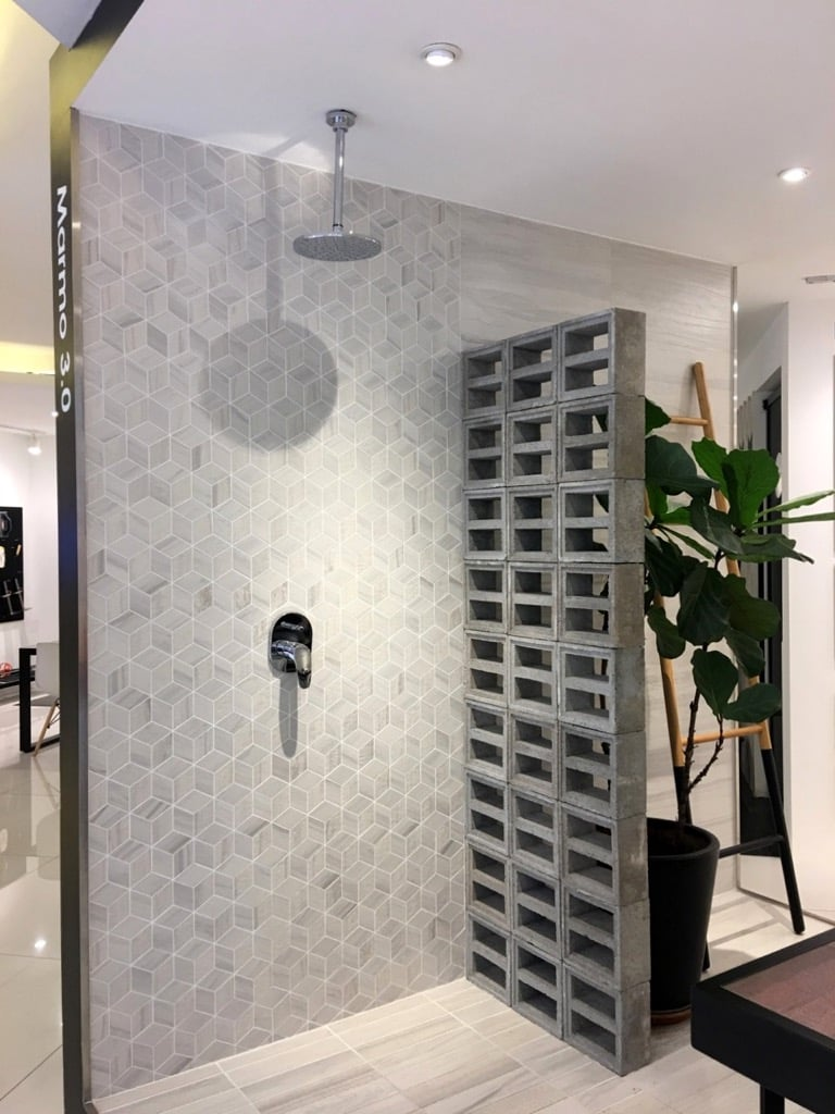 Bathroom tiles for House 17: Finding the right combo - IKEA Hackers