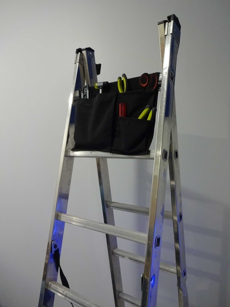Ladder Tool Bag With One Easy Repurposing Ikea Hackers