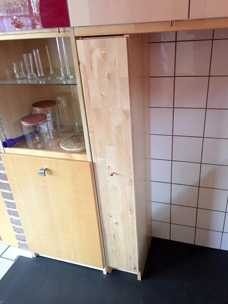 Superbe Slim Pantry Cabinet 2