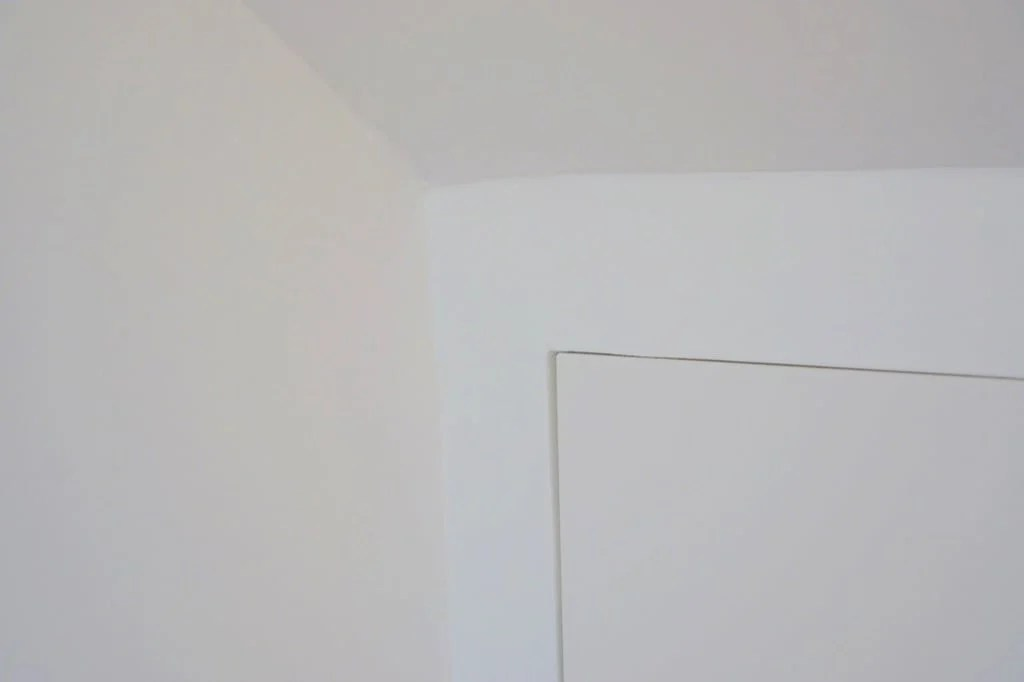 Under-eaves wardrobe IKEA METOD hack