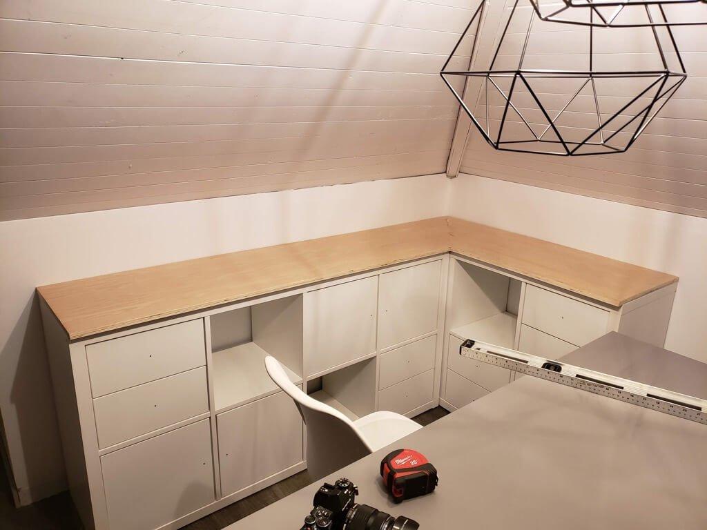KALLAX home office furniture
