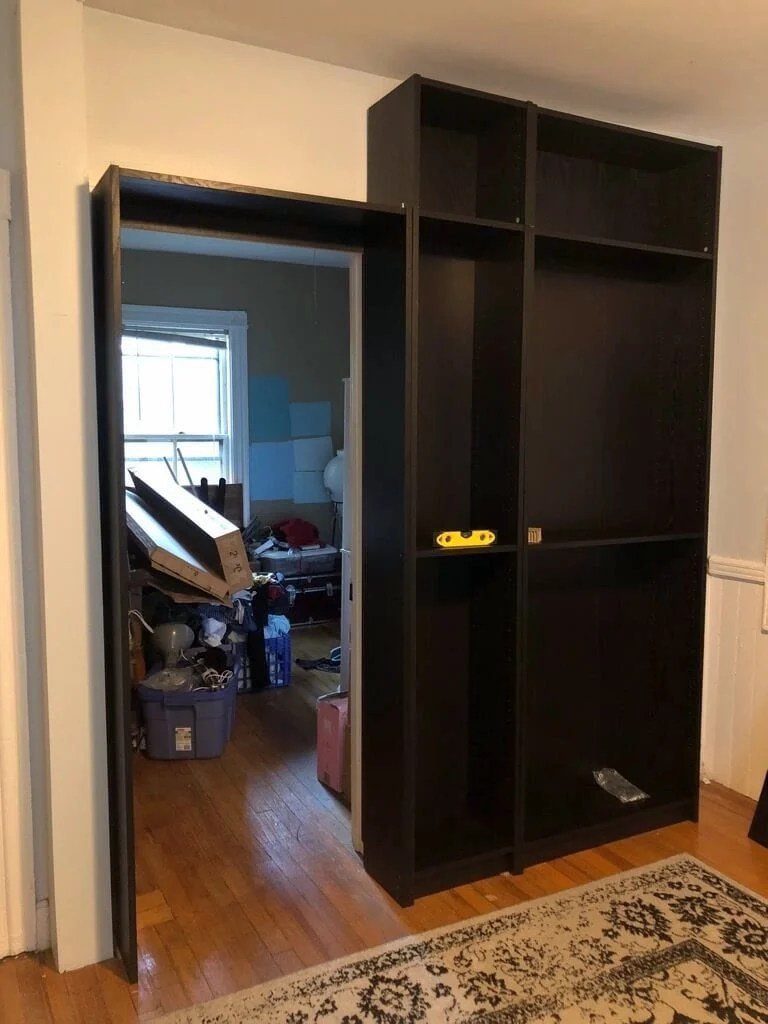 See It Or Not How To Make A Billy Bookcase Secret Door