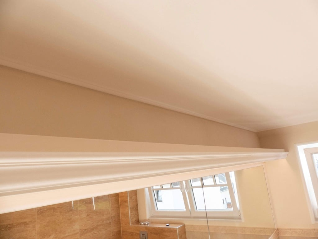 How To Use Lack Shelves To Create Valance Lighting