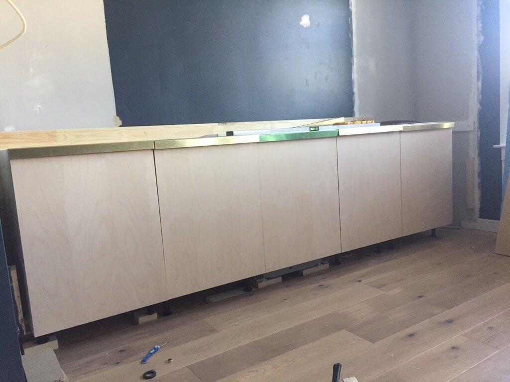Custom Ikea Kitchen Doors