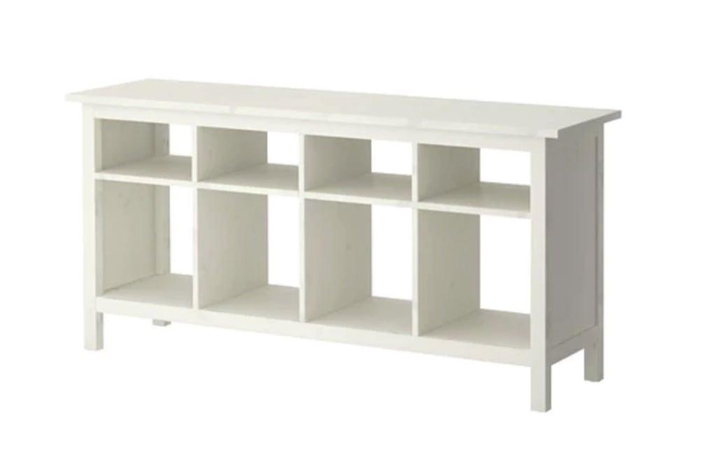 Hemnes console table