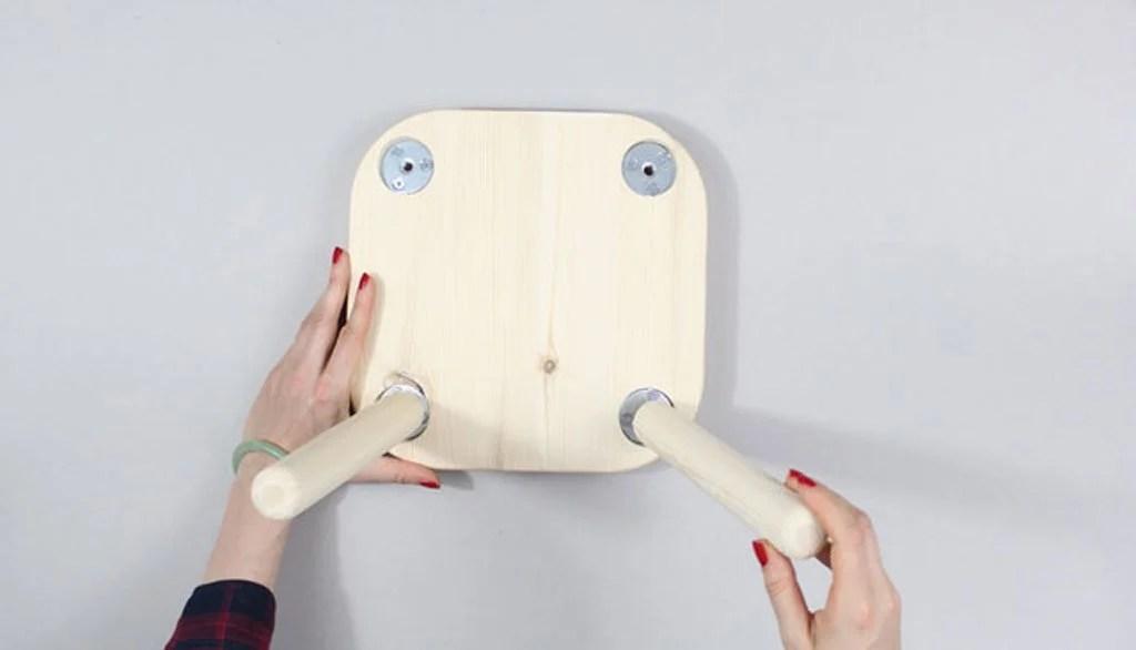 FLISAT children's stool
