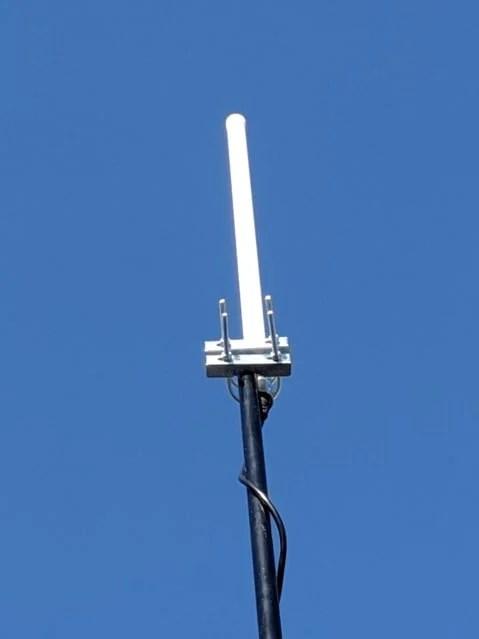 antenna holder for outdoor antenna