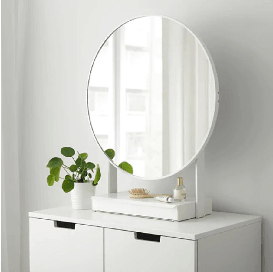 VENNESLA table mirror