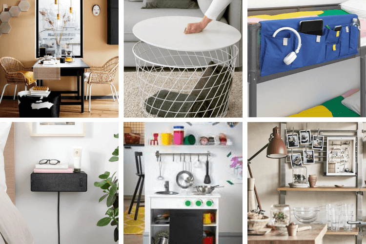 12 Ikea Small Space Finds From The 2020 Catalog Ikea Hackers