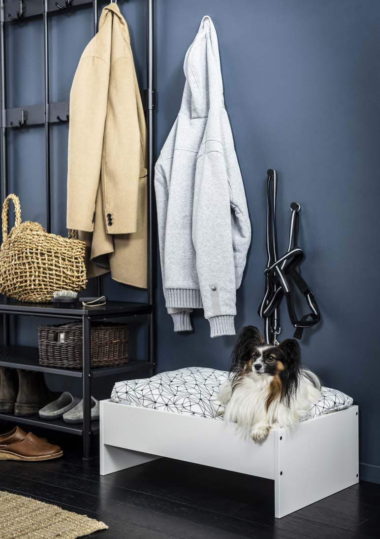 Lurvig dog bed