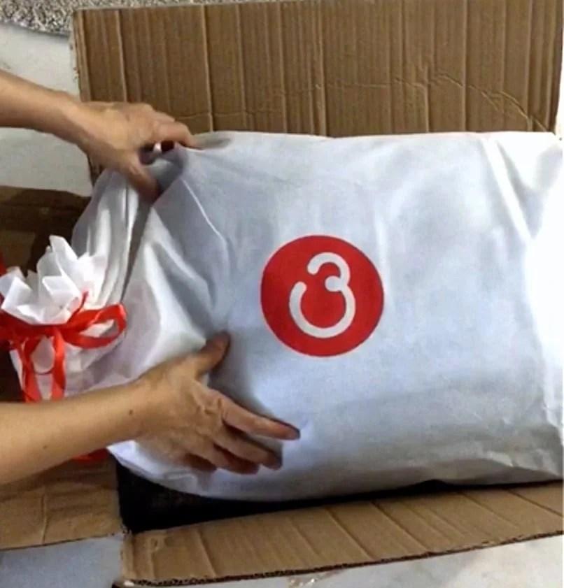 Comfort Works bag