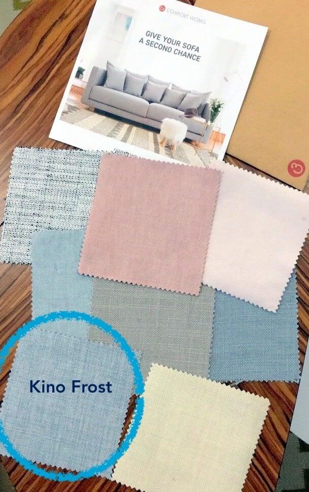 comfort works IKEA slipcovers samples