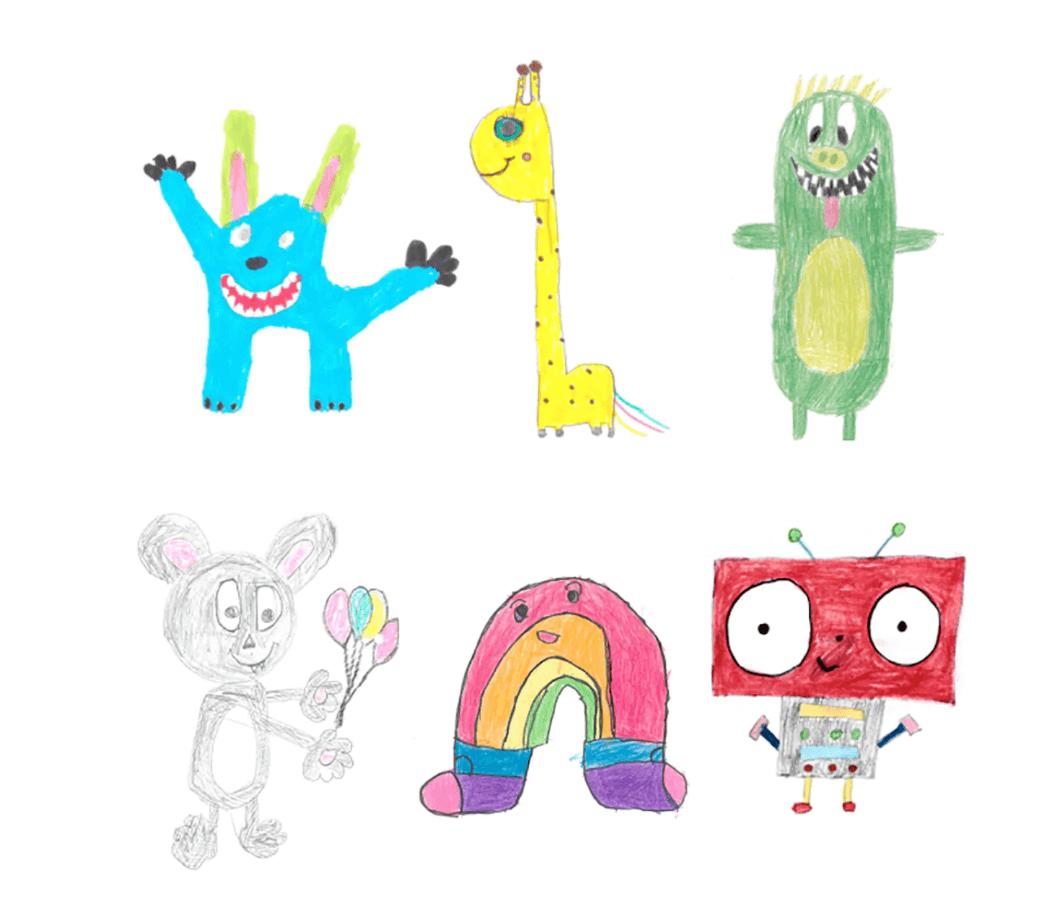 The new SAGOSKATT toys are designed by kids for kids
