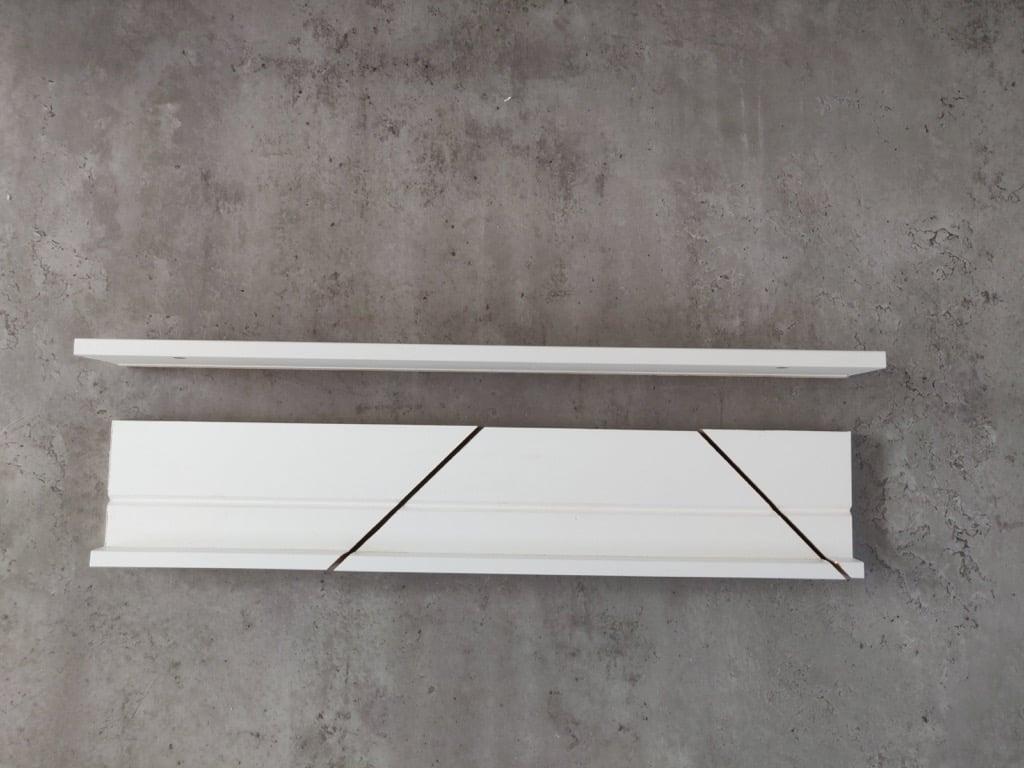 corner speaker shelf - sonos play 1
