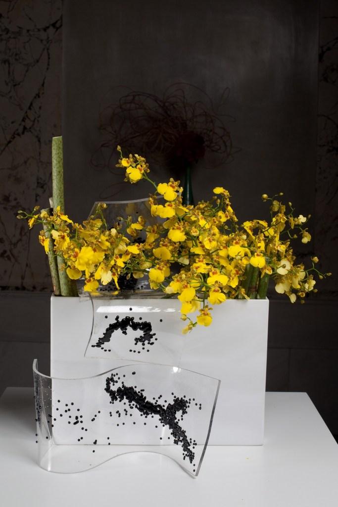 Ikebana-International Vienna - Frühling im Museum für Völkerkunde 2009
