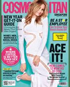 Cosmopolitan Press Cover
