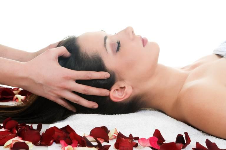 Massage SG Head and Scalp Massage