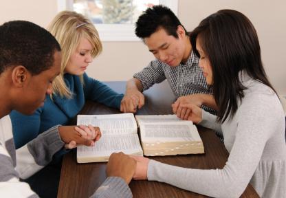 اهمیت دعای گروهی