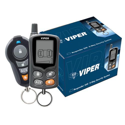 Viper 5204 Car Remote Start Security 2 Way System Keyless Entry Ebay