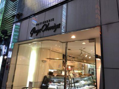 銀座近江屋洋菓子店外観
