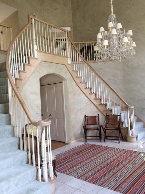 Chicago-Interior-Paint-Stairway