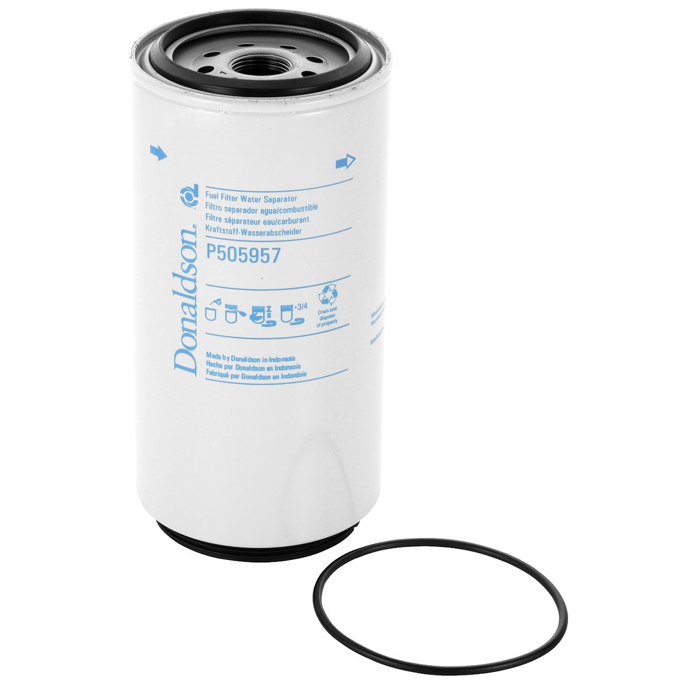 hight resolution of fuel filter water separator dfp505957