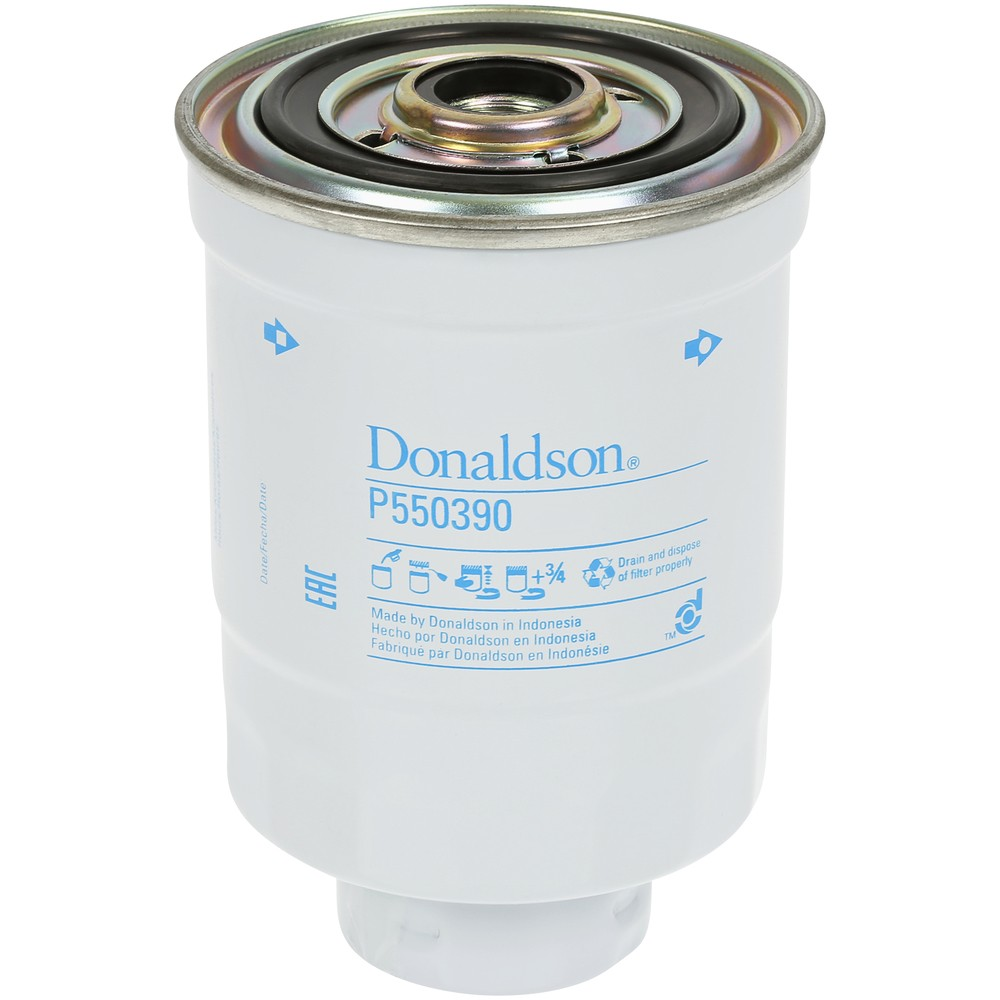 medium resolution of fuel filter water separator dfp550390