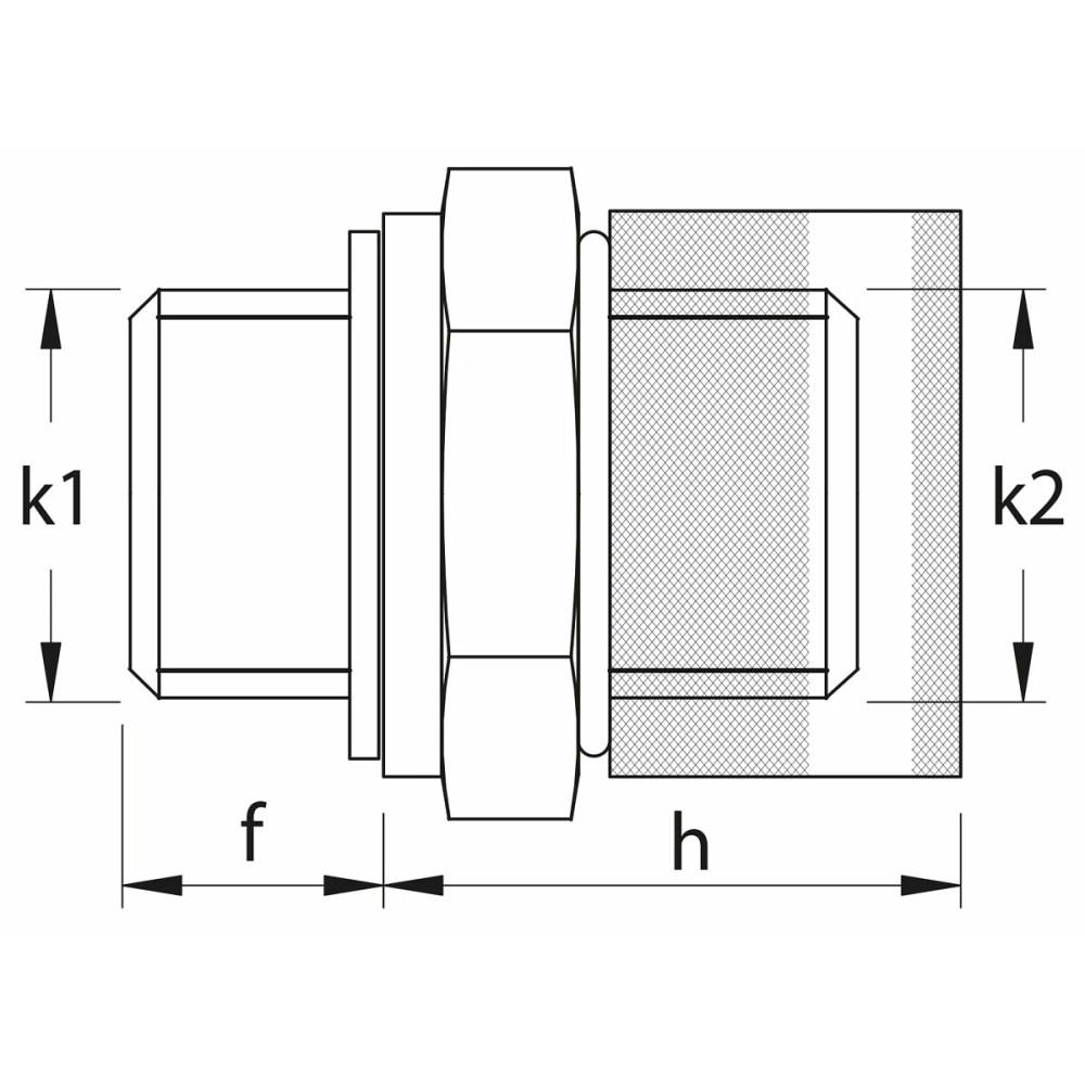 medium resolution of  oil drain plug m22x1 5 lb t7 short femco h9022215l