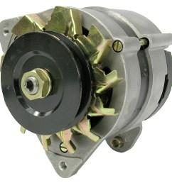 alternator 70a valmet ford shaft 17mm st0215  [ 1000 x 1000 Pixel ]