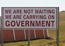 This is a sign post along the road between Butterworth and Idutywa!!