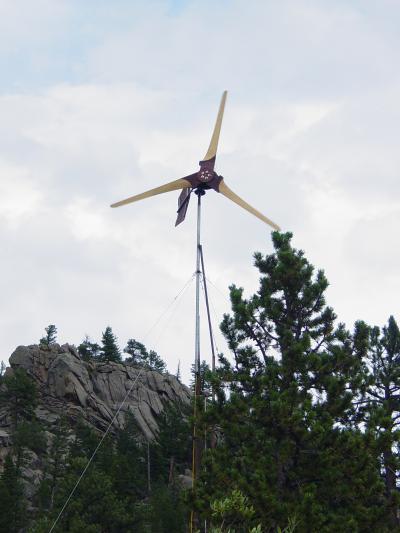 turbina electrica eolica