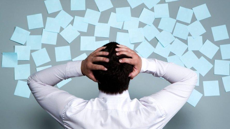 「ストレスに弱い」を解決!3つの対処法