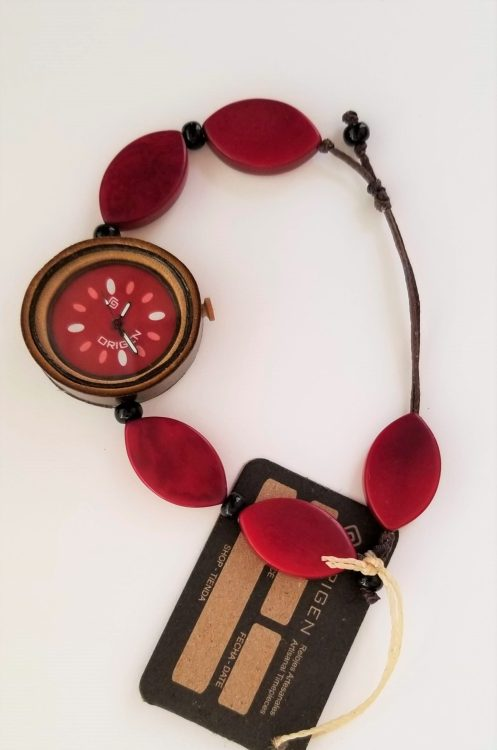 Marquis Red Watch