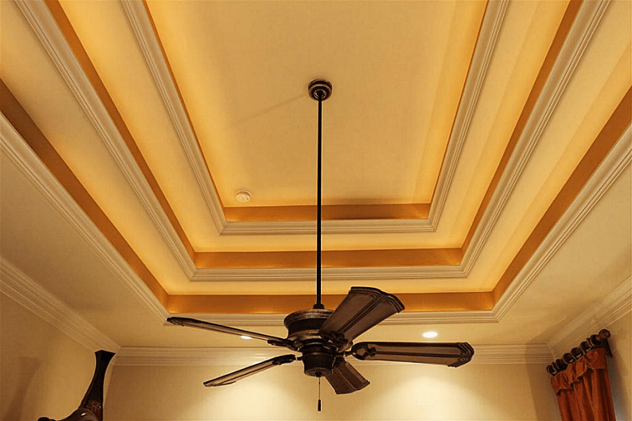 Custom Ceiling Styles from IKLO home builders of Texas  Ceiling customization