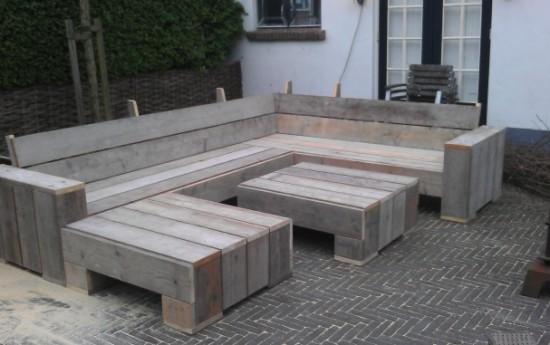 Voorbeelden zelfgemaakte meubels  Pagina 4 van 8