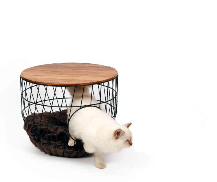 51DN Wire cat table