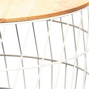 51DN Wire cat table wit close up