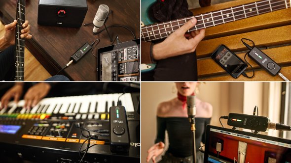 iRig Pro I/O now available in the Apple Store