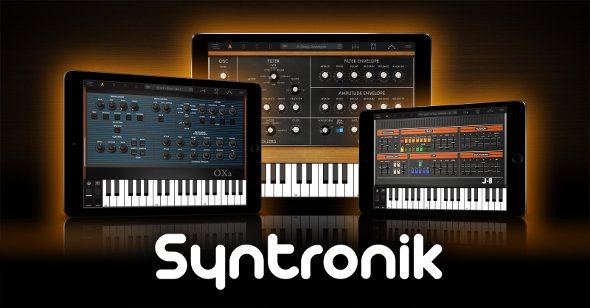 Syntronik for iPad