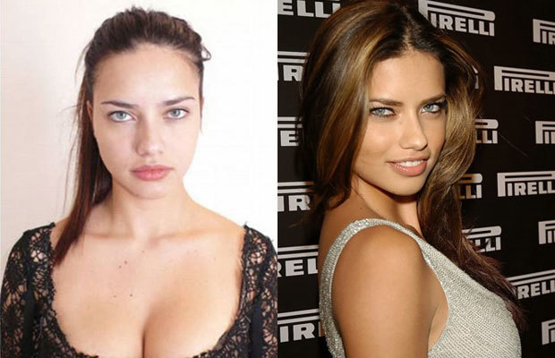 30 Photos Of Supermodels Without Makeup Hairstyles 2018