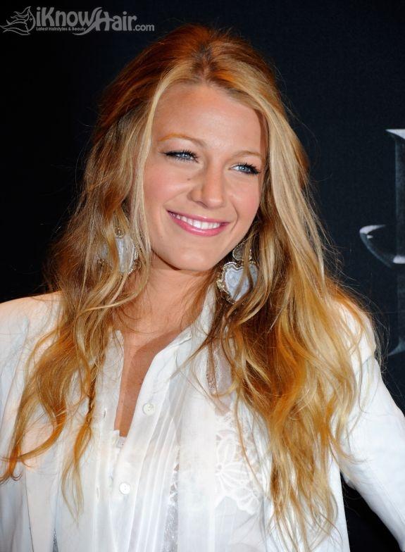 Blake Lively Hair Blake Lively Hairstyles Gossip Girl